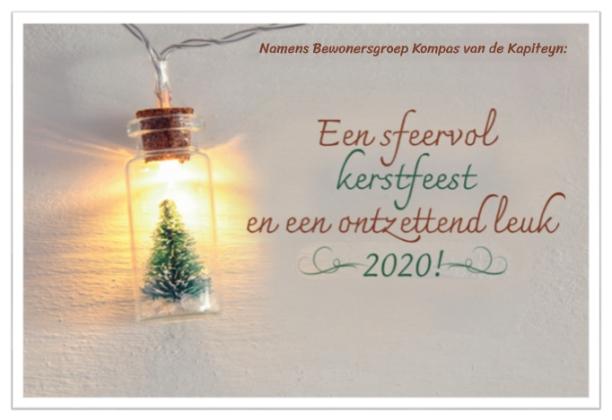 Kerstkaart 2020